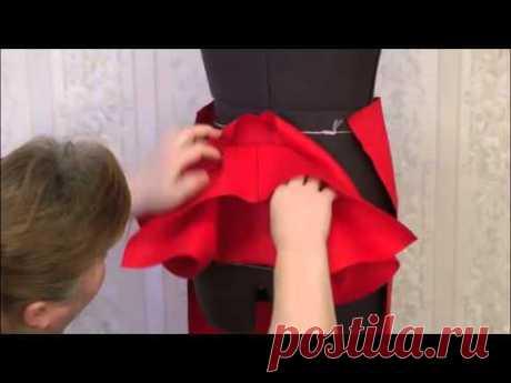 ТОЧНЕЙШИЙ метод построения основы выкройки юбки