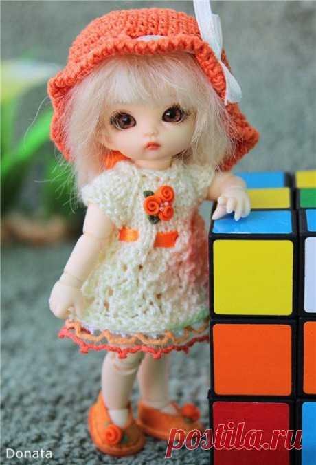 Кукольная мода: хорошее настроение на весь день — Сделай сам, идеи для творчества - DIY Ideas