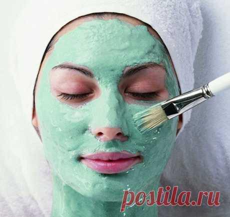 Альгинатная маска для лица: супер средство для кожи —