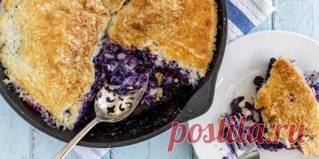 Овсяный пирог на сковороде : Выпечка : Кулинария : Subscribe.Ru