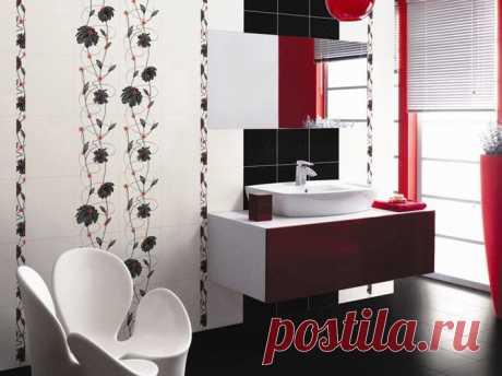 Дизайн-проэкт ванной комнаты.
