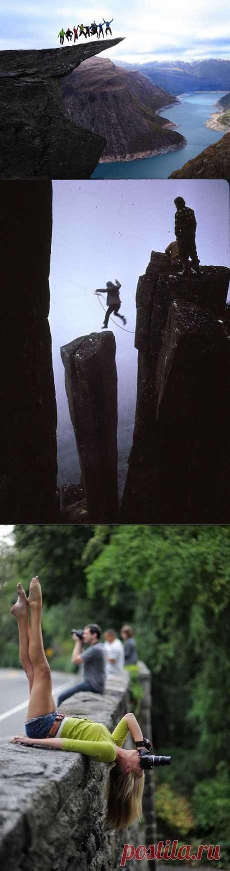Самые захватывающие дух «высотные» фотографии : НОВОСТИ В ФОТОГРАФИЯХ