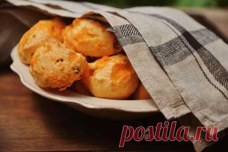 Гужеры - французские заварные булочки | Выбор online