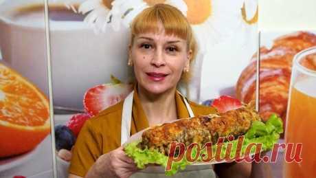 Мясной рулет с грибами на новогодний стол - Простые рецепты Овкусе.ру