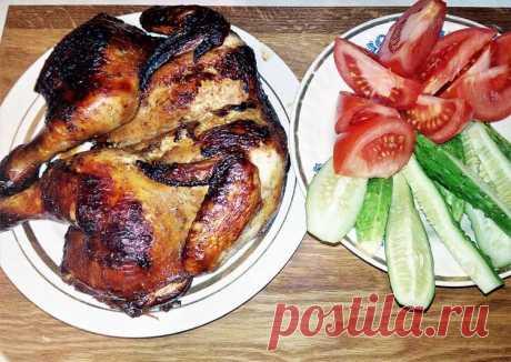 (8) Курица в медово-имбирном маринаде - пошаговый рецепт с фото. Автор рецепта высокая(НЕТ)кухня . - Cookpad