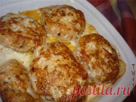 """Cutlets fish \""""Special\"""" there is Хлебопечка.ру"""