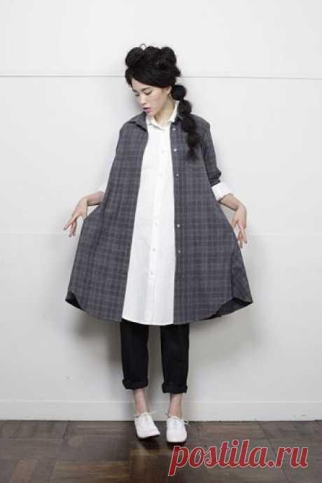 Идеи переделок старых рубашек (трафик) Модная одежда и дизайн интерьера своими руками