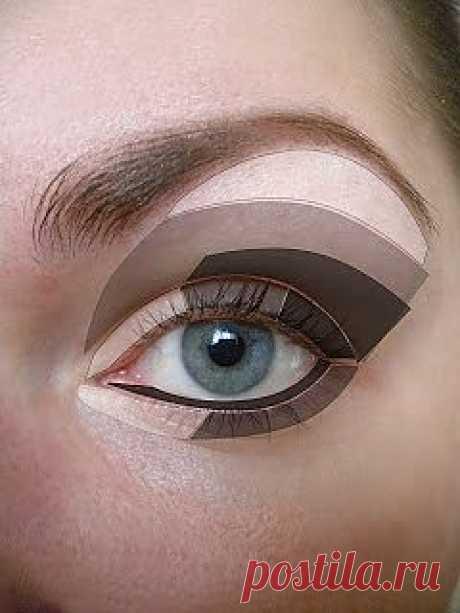 Как правильно красить глаза: фото и советы | Ladies venue