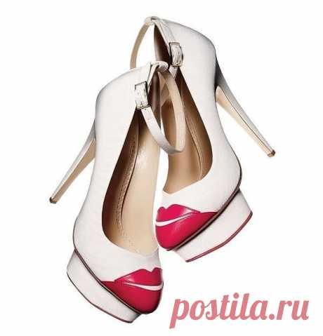 Свадебный поцелуйчик / Обувь / Модный сайт о стильной переделке одежды и интерьера