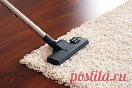 Как стирать ковер, не вынося его из квартиры: советы домохозяйкам | Рекомендательная система Пульс Mail.ru