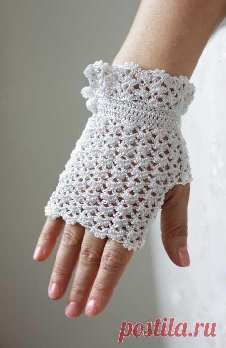 (52) Pinterest - летние перчатки, митенки и другие идеи.