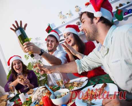 Прикольные конкурсы на Новый год 2019, новогодние игры и развлечения для взрослых и детей