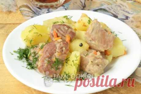 Жаркое из свинины — рецепт с фото. Как приготовить жарко из свинины?