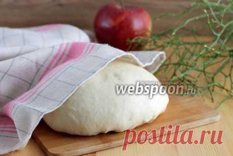 Дрожжевое тесто на майонезе рецепт с фото, как приготовить на Webspoon.ru