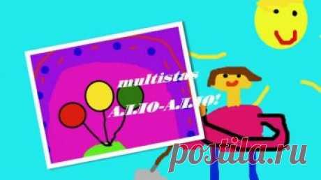 Украшение печенья - Детские клипы Елены Молчановой