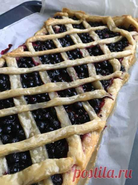 Быстрый пирог со смородиной рецепт с фото пошагово
