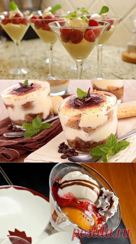 Самые знаменитые десерты мира. Потрясающе вкусно! - Новости канала - Телеканал K1