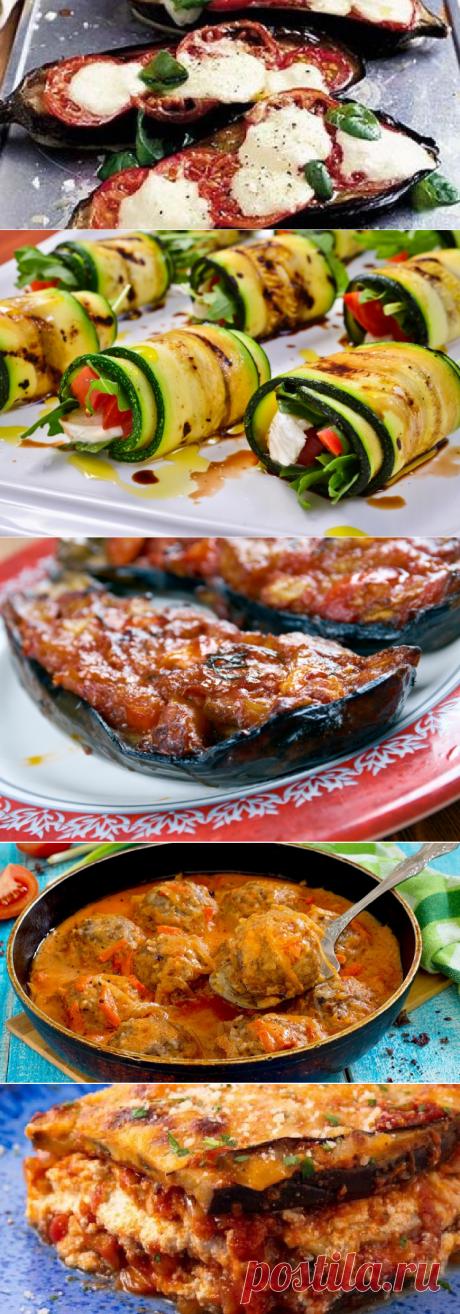 11 лучших способов приготовить баклажаны в духовке