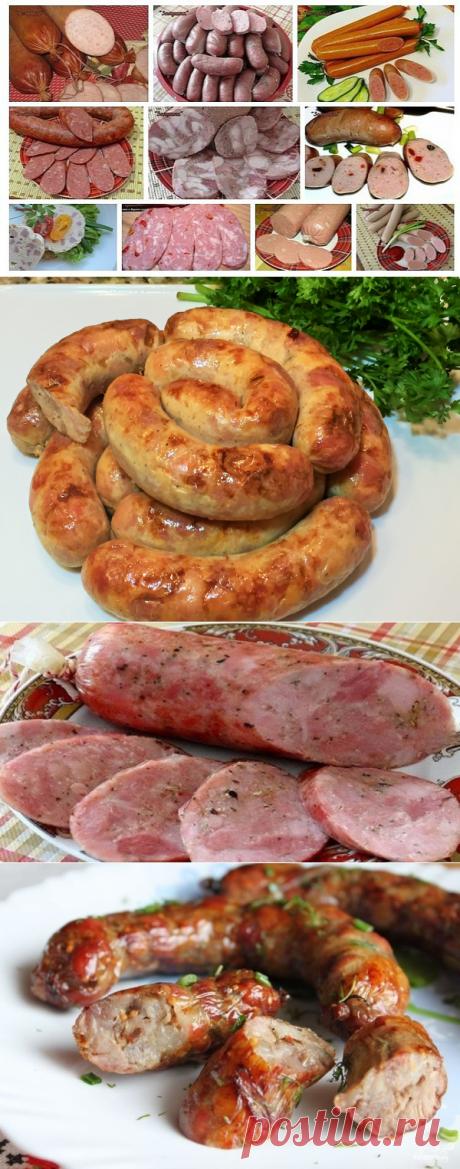 Это самые потрясающие рецепты колбасок домашнего приготовления! Всем рекомендую! — Копилочка полезных советов