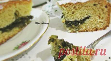 Ароматный и аппетитный: сладкий щавелевый пирог — Едим дома