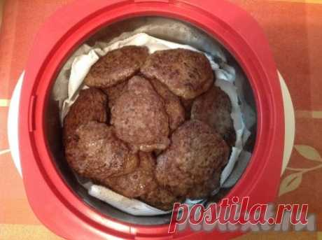 Котлеты из курицы с печенкой - 12 пошаговых фото в рецепте