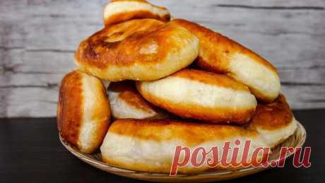 Любимые жареные пирожки с картошкой - всегда получаются вкусно   О Еде и не только✌   Яндекс Дзен