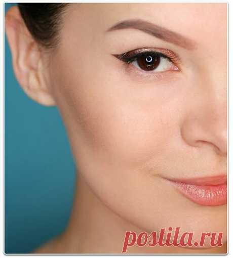 Макияж для нависшего века: как накрасить глаза правильно | Beauty Industry | Яндекс Дзен
