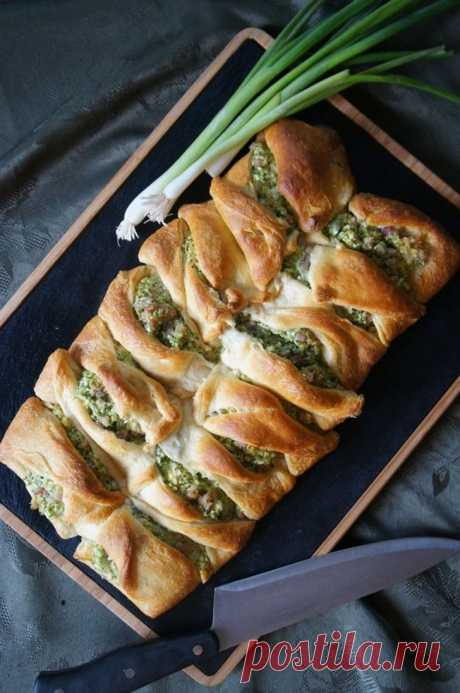 9 looney tasty snack from puff pastry
