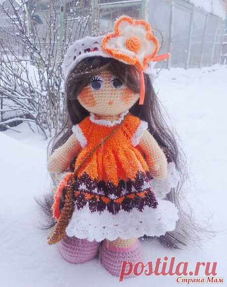 Кукла Снежка: Дневник пользователя мамуля Надюли - Страна Мам