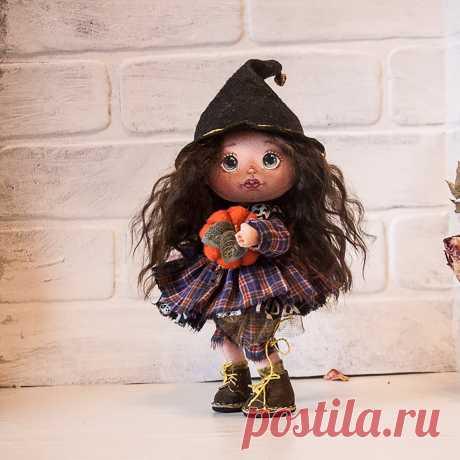Кукла -ведьмочка