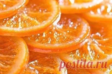 It is juicy, sweet and it is useful: excellent recipe of a citrus dessert!