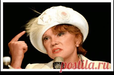 Диета Людмилы Гурченко меню и рацион питания актрисы