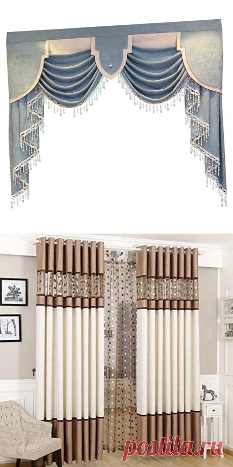 Поиск на Постиле: шторы для спальни