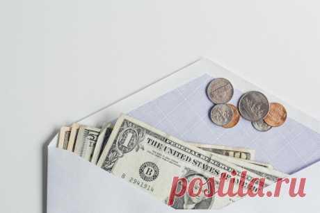 Система конвертов поможет накопить деньги даже тем, кто этого не умеет делать
