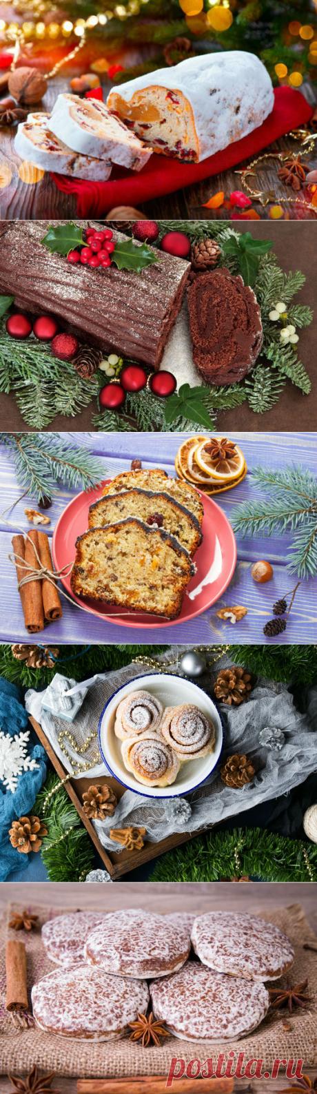 Вкус праздника : 7 рецептов любимых сладостей