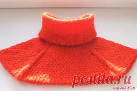 Shirtfront red spokes bilateral