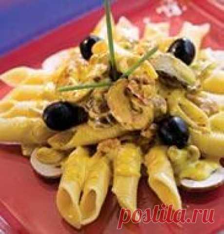Паста с соусом из грибов с шафраном и грецкими орехами, пошаговый рецепт с фото Паста с соусом из грибов с шафраном и грецкими орехами. Пошаговый рецепт с фото, удобный поиск рецептов на Gastronom.ru