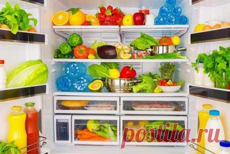 Какие продукты нужно хранить в холодильнике, а какие – в шкафчике В то время как хранение определенных продуктов в холодильнике является лучшим способом сохранить их свежими, на самом деле это может иметь противоположный эффект