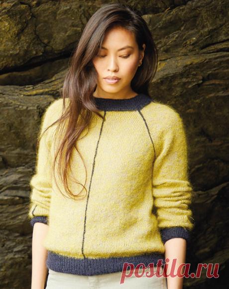 Вязаный пуловер Beauvoir | ДОМОСЕДКА