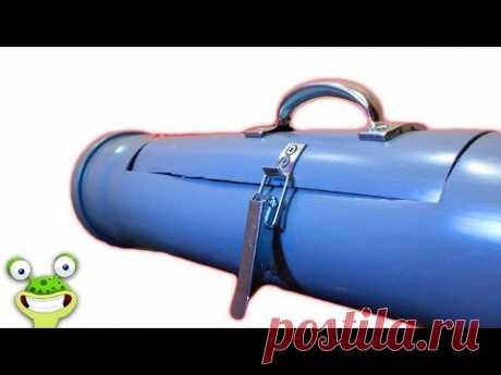 ¡La idea abrupta del objeto de fabricación casera de PVH de los tubos para el garaje, el taller! ¡Haz a él este instrumento simple!!
