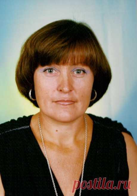 Валентина Залетова