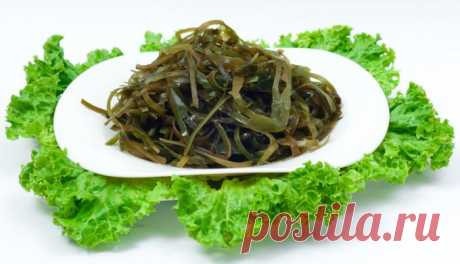 Как приготовить блюда из морской капусты :: Кулинарные рецепты