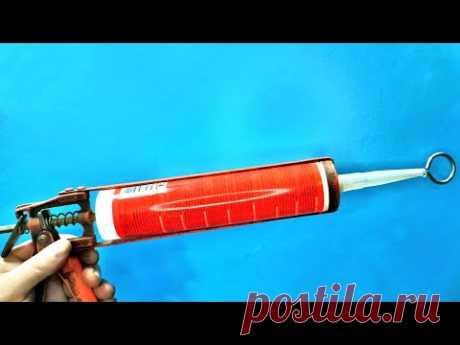 Мало кто знает что можно сделать из силикона!!!Такого еще не было!!! Brilliant Idea DIY