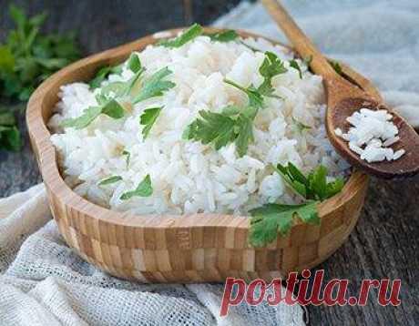 Вашему вниманию — рисовая диета для очищения организма. Минус 3-5 кг за 7 дней, если соблюдать строго | Люблю Себя