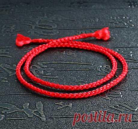 Как правильно носить красную нить, чтобы быть неуязвимым к сглазу, порче и любому негативу | Магия света | Яндекс Дзен