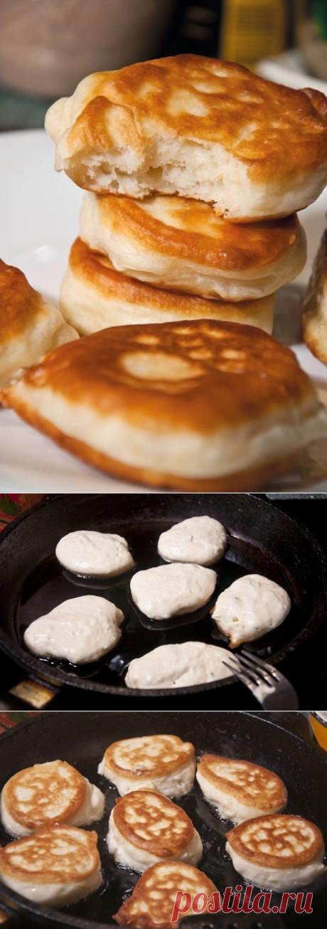 Как приготовить оладьи на кефире - рецепт, ингредиенты и фотографии