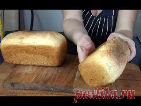 ✅После этого рецепта я перестала покупать ХЛЕБ в магазине/ домашний хлеб в духовкеДОМАШНИЙ ХЛЕБ с хрустящей корочкой. Можно есть  без ничего