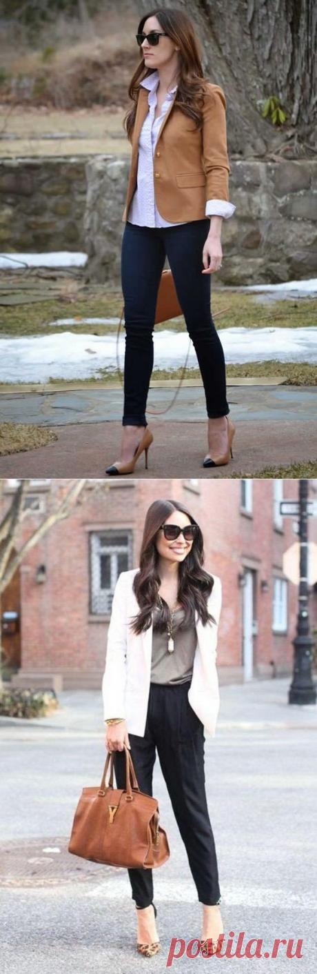 Идеи образов с пиджаком — Модно / Nemodno