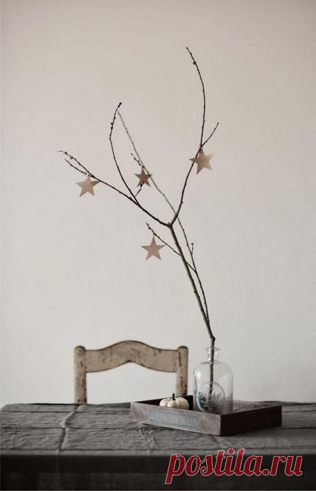 9 новогодних украшений для тех, кто не любит украшать
