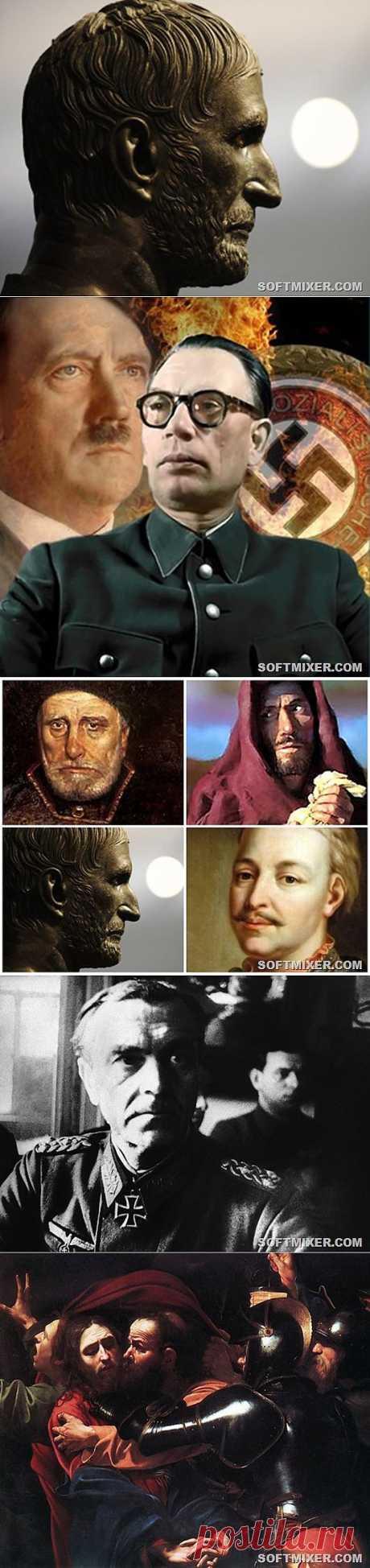 Из истории знаменитых предательств | SOFTMIXER
